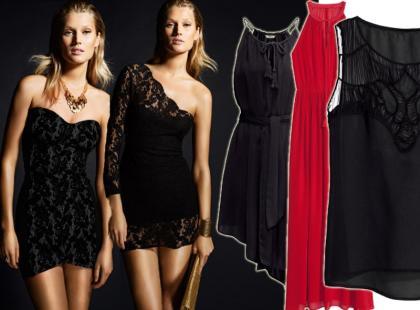 Imprezowy look od H&M na wiosnę i lato 2013
