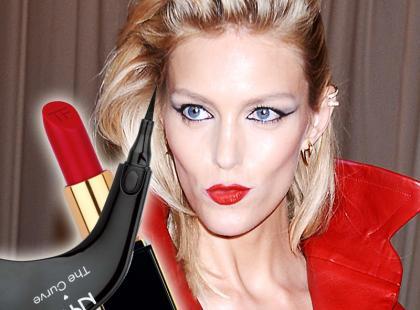 Imprezowy makijaż jak u Anji Rubik