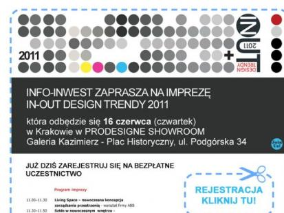 In-Out Design Trendy 2011