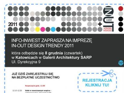 In-Out Design Trendy 2011 w Katowicach
