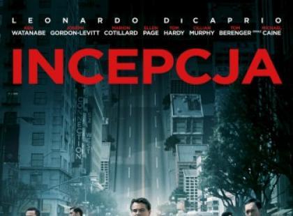"""Incepcja"" na DVD i Blu-ray!"