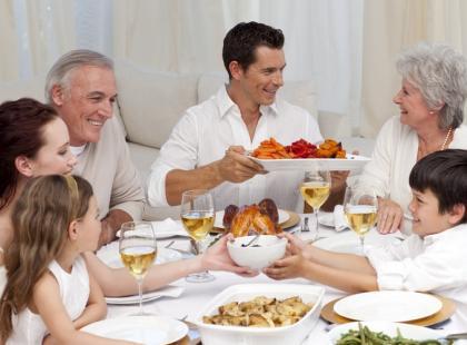 Indeks glikemiczny świątecznych potraw
