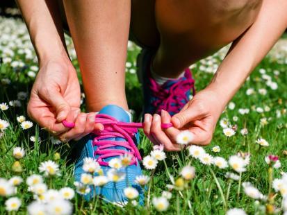 Infografika: jakie zalety ma regularne bieganie?