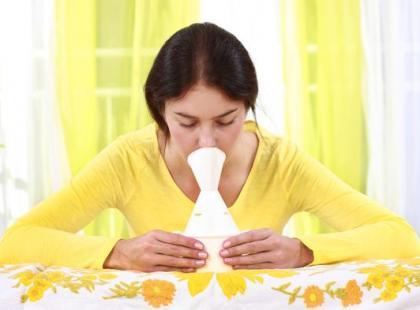 Inhalacje na katar