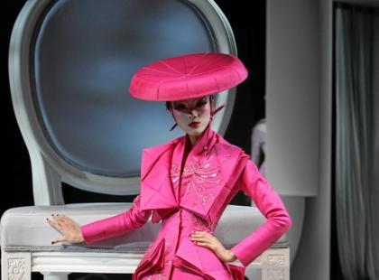 Inspiracja orientem Christiana Diora