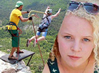 """Instruktor krzyknął """"nie skacz"""", usłyszała """"skacz"""". Młoda dziewczyna zmarła podczas skoku na bungee"""