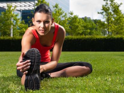 Intensywny trening CrossFit