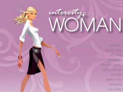 """Intercity woman"""