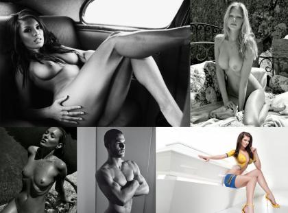 Interesujące nagie kalendarze 2012