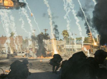 """Inwazja: Bitwa o Los Angeles"""