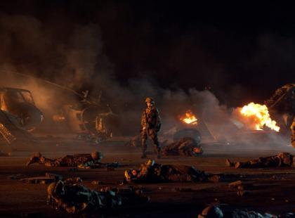 Inwazja: Bitwa o Los Angeles (reż. Jonathan Liebesman)