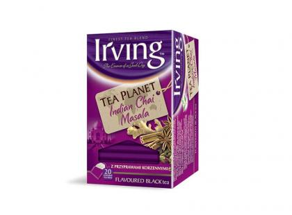 IRVING Tea Planet Indian Chai Masala
