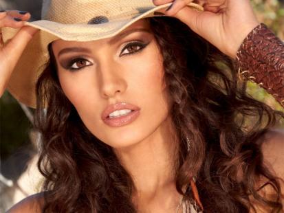 IsaDora Wild West - kolekcja brązująca 2012