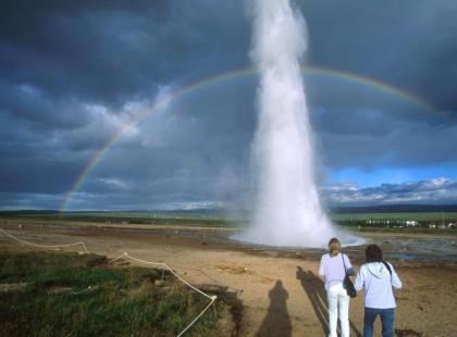 Islandia - Kraina szczęśliwości