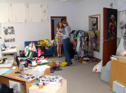 IV edycja Szkoły Stylu z Elle - marzec/kwiecień 2009