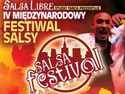 IV Międzynarodowy Festiwal Salsy w Warszawie