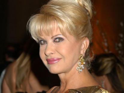 Ivana Trump - Najbogatsza rozwódka świata