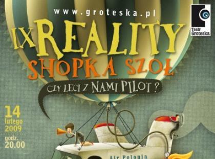IX Reality Shopka Szoł Teatru GROTESKA - link do filmiku