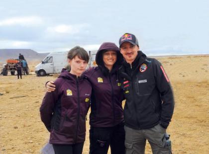 Izabela i Adam Małyszowie - Na podbój Maroka