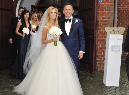 Izabela Janachowska opowiedziała nam o swoim ślubie. Ile miała sukienek i czym zaskoczyli ją jej goście?