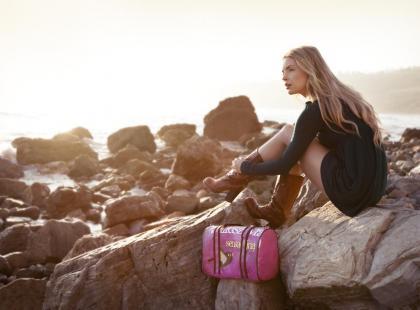 Izabela Miko promuje eko-torebki
