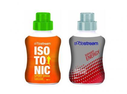 Izotoniczne syropy SodaStream