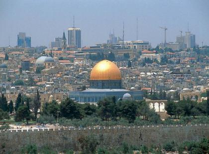 Izrael - ziemia nieświęta
