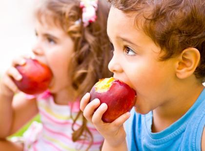 Jabłko - owoc wskazany, czyli 5 porcji jako powrót do kulinarnego raju