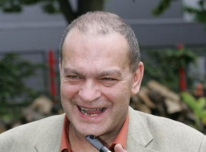 Jacek Chmielnik -  Człowiek, co grał vabank