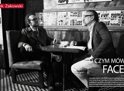 Jacek Żakowski w rozmowie z Piotrem Najsztubem