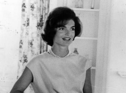 Jackie Kennedy - Ostatnie słowo