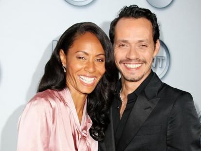 Jada Pinkett Smith i Marc Anthony - To tylko romans...