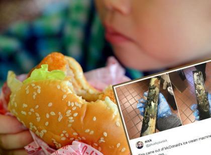 Jadasz w McDonalds? To może lepiej nie czytaj tego tekstu i nie oglądaj tych zdjęć...