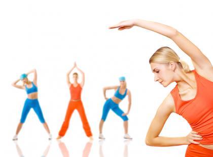 Jadłospis dla kobiet ćwiczących aerobic