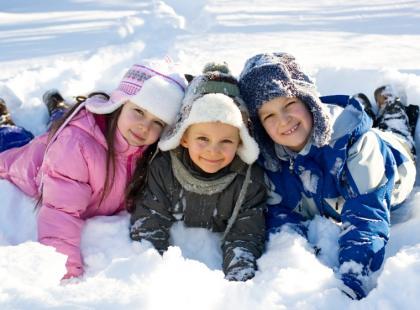 Aktywne spędzanie czasu zimą/fot. Fotolia