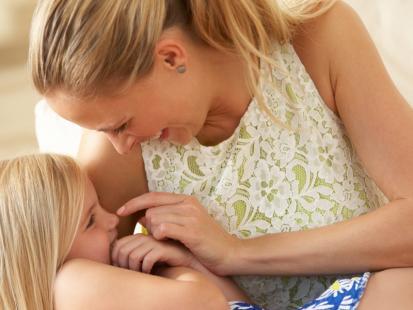 Jak być najlepszą nieidealną mamą?