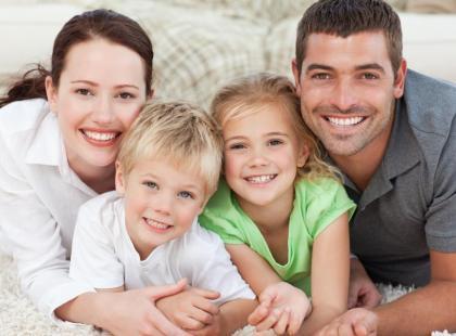 Jak byćszczęśliwą rodzinką