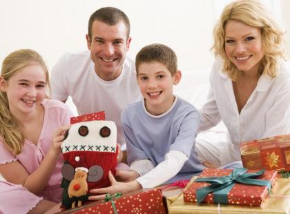 Jak być szczęśliwą rodzinką nie tylko od święta