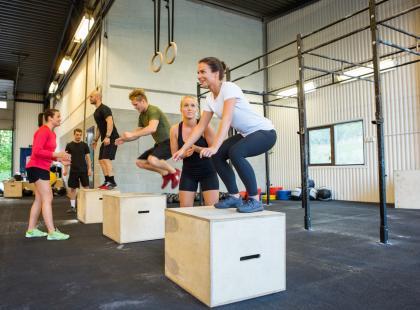 Jak ćwiczyć crossfit?