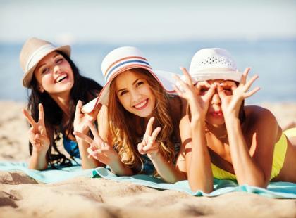 Jak ćwiczyć na plaży?