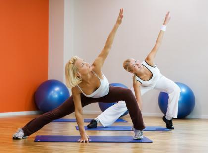 Jak ćwiczyć po 40. roku życia?