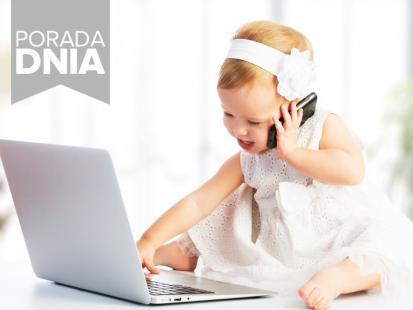 Jak dbać o bezpieczeństwo dziecka w sieci?