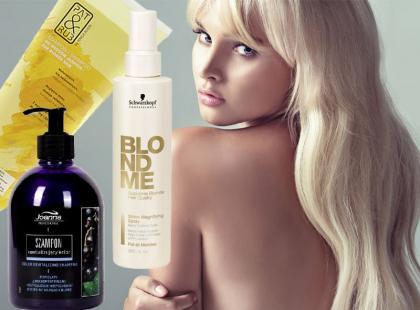 Jak dbać o blond włosy - porady dla wszystkich blondynek