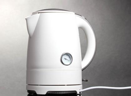 Jak dbać o czajnik elektryczny - 5 porad