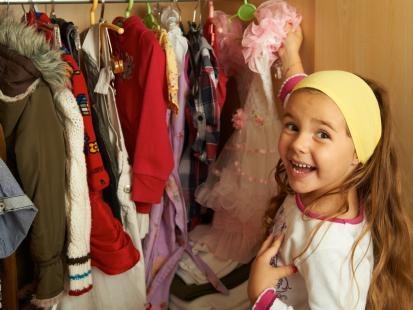 Jak dbać o dziecięce ubranka?