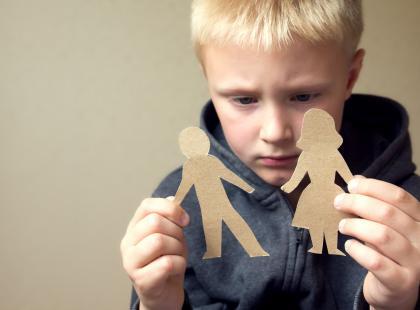Jak dbać o dziecko w trakcie konfliktu i rozwodu?