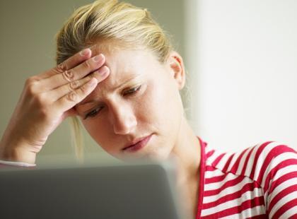 Jak dbać o oczy podczas pracy przy komputerze?