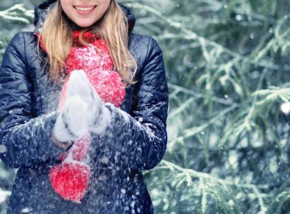 Jak dbać o skórę twarzy zimą?