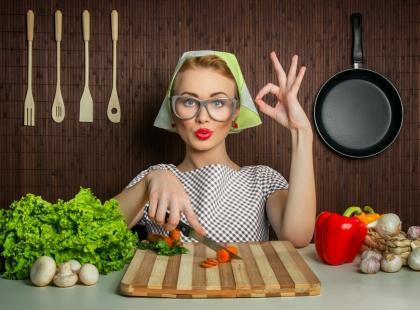Jak dbać o sztućce i noże do krojenia?