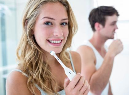 Jak dbać o zęby? Wypróbuj nową szczoteczkę soniczną Grundig!